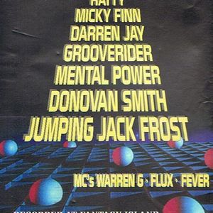 Darren Jay - Formation Records Live at Fantasy Island, Skegness 02/03/96