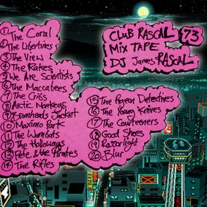 Club Rascal Mix Tape 73