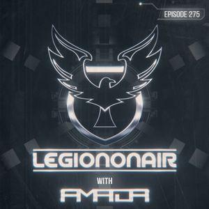 Amada - Legion on Air 275