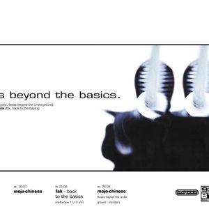 BTTB 1999-04 // Jean-Michel pt. 1: Abstract Mix // X-084-1