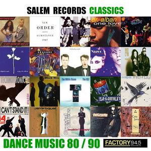 Salem Records Classics 80s & 90s Factory Radio FM 94.5 (prog. #196)