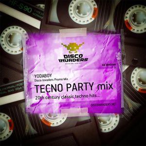 YODABOY Tecno Party mix 2009