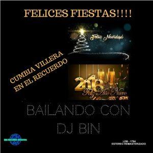 Dj Bin - Especial Para Las Fiestas (Cumbia Villera)