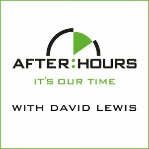 10-07-16 After Hours (the after party) on Solar Radio with David Lewis