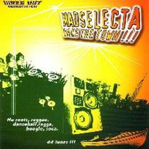Madselecta Wake The Town (2005)