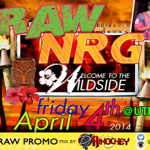 RAW NRG - SUPER RAW PROMO MIX by DJ Rikochey