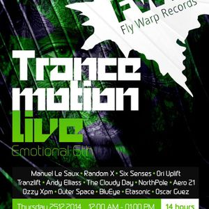 Trancemotion Live 006 (Six Senses guestmix)