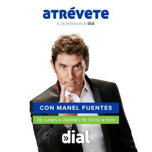 Atrévete - Calienta motores para el finde con el mejor pop en español 24/May/19 - 10:00
