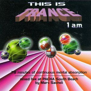 mixtape 012: This Is Trance 1 A.M. (1995)