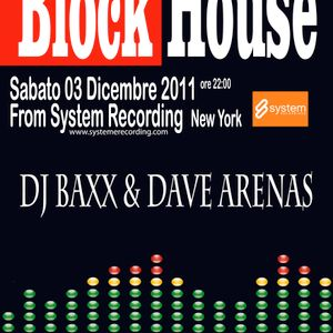 Dj Baxx live set at Block House