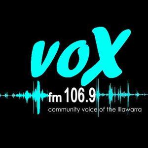 Vox FM 106.9 - 'Classic Hits Nightclub with Big John' (18-11-2017)