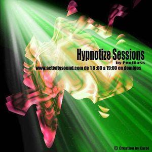 Peetrass - Hypnotize Session #008 on activitysound.com radio 03/07/2016