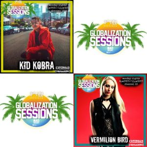 Globalization Sessions Ep. 49 w/ Kid Kobra & Vermilion Bird