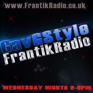 GavGStyle on FrantikRadio 22ndjan2014 ukhardcore 2006-2013