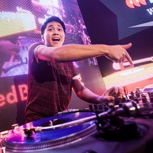 Carlo Atendido - Philippines - Red Bull Thre3style World DJ Championship: Night 1