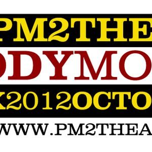 DJ PM2THEAM - BODY MOVE MIX (2012)