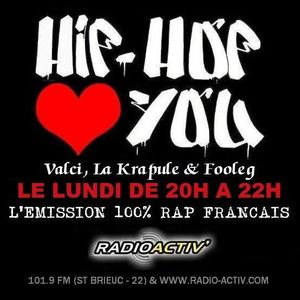 "Hip Hop Loves You ""Hors Saison #6"" 03/08/2015"
