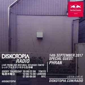 Diskotopia Radio 14th September 2017 w/ Phran