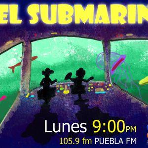 El Submarino - 10 Sept 2012 - Inmersión (Bloque1) -  Puebla FM - 105.9Mhz