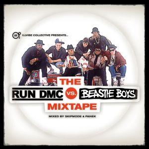 RUN DMC vs Beastie Boys Mixtape