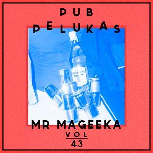Pub Pelukas vol.43 - Mr Mageeka