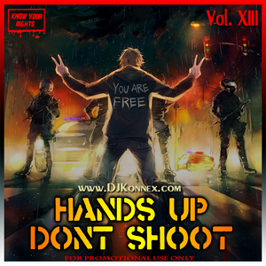HANDS UP DONT SHOOT VOL. XIII