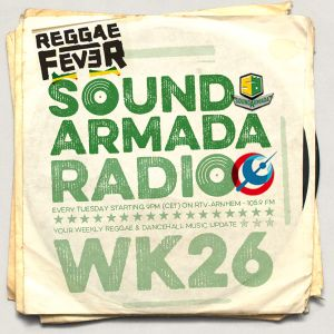 Radio Week 26 - 2015: WIN REGGAE FEVER TICKETS