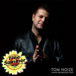 Tom Noize LIVE @ Free Summer Festival, Kosice, Slovakia 2013.07.27.