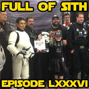 Episode LXXXVI: Of Rebels and Kenobi