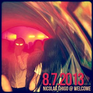 Ghigo 08-07-2013 @ Welcome