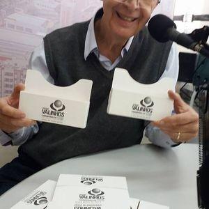 Entrevista com Dunga Santos, presidente da Rádio Valinhos, falando sobre a venda das mini pizzas