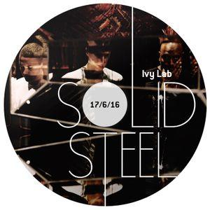 Solid Steel Radio Show 17/6/2016 Hour 2 - Ivy Lab