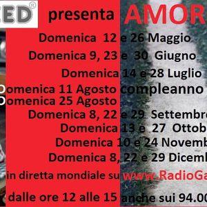 LORENZOSPEED present AMORE Radio Show Domenica 9 Giugno 2013 with ViCTOR from Qbeek part 3
