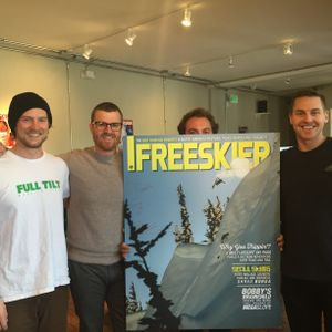 18 - On The Spot: Freeskier Magazine Edition