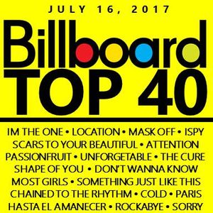 BILLBOARD TOP 40  7-16-17