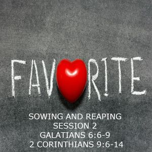Sowing and Reaping (2)