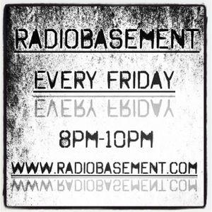 RadioBasement Episode #009 Part 2 January 31st 2014