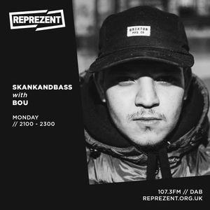 SkankandBass with Bou  17th June