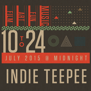 Indie Teepee 2015 - Scarlet's Schmoo Mix
