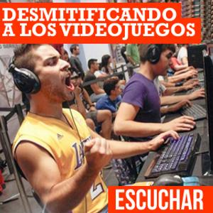 Desmitificando los Videojuegos con Level Up Games