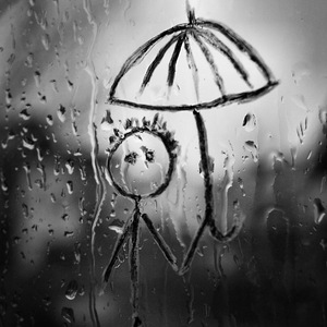 A rainy day...!