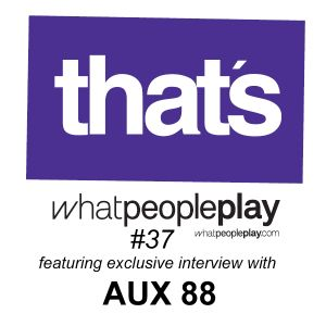 #37 | That's Whatpeopleplay! Radioshow Podcast 01.11.10