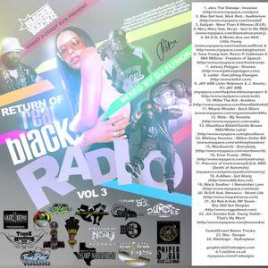 Return of Real Black Radio, Hip-Hop & R&B Vol. 3