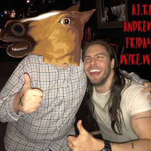 AJ.Radio S3 EP 09 (Semester Finale with Andrew W.K.)