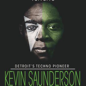KEVIN SAUNDERSON in CasaNostra - dj-set 2010 - part 1