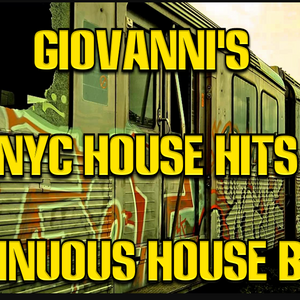 GIOVANNI -  MY LOVE FOR HOUSE MUSIC