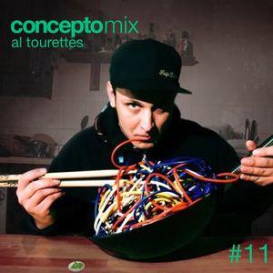 Concepto MIX #11 Al Tourettes