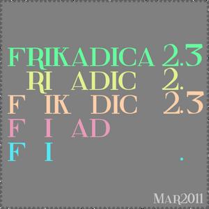 Frikadica Mixtape 2.3