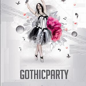 GOTHICPARTY 2014 -DJ Greg G