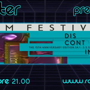 """Blister 2.11 """"CTM Festival"""""""